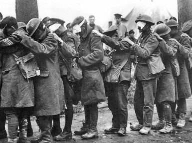 Phosgene Gas - Poison Gas During WWI